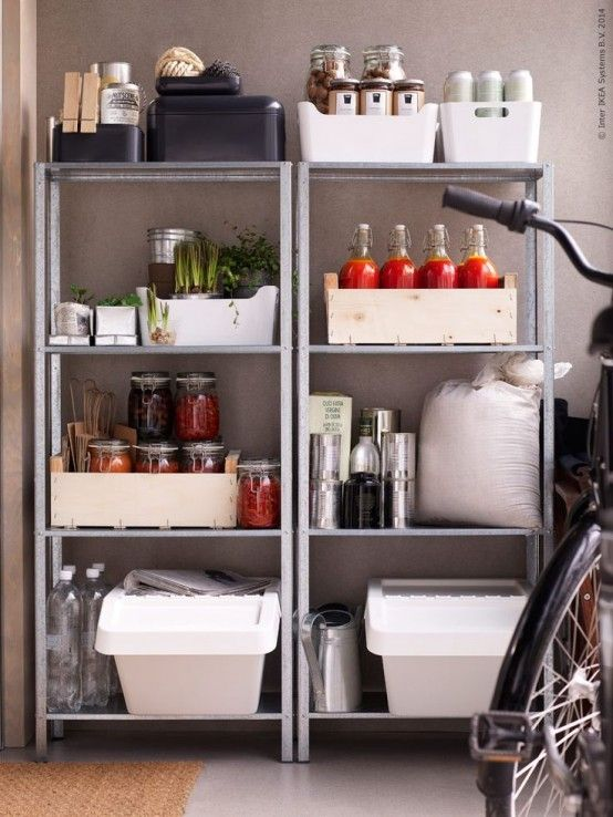 How To Rock IKEA Hyllis Shelves In Your Interior: 31 Ideas | Ikea .