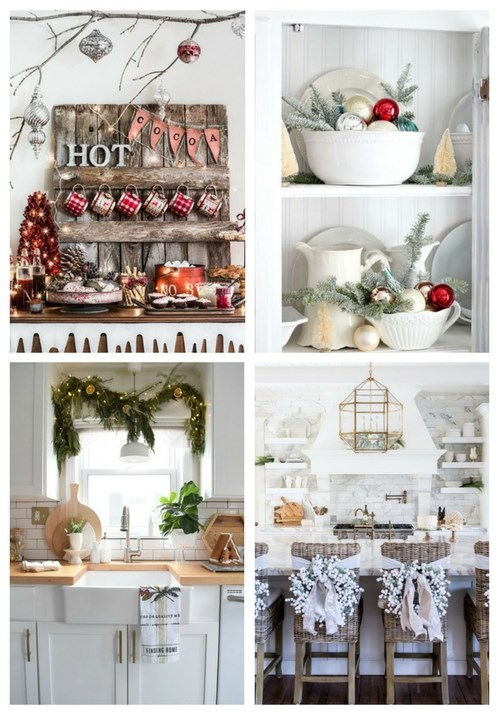 28 Ideas To Spruce Up Your Kitchen For Winter Holidays .