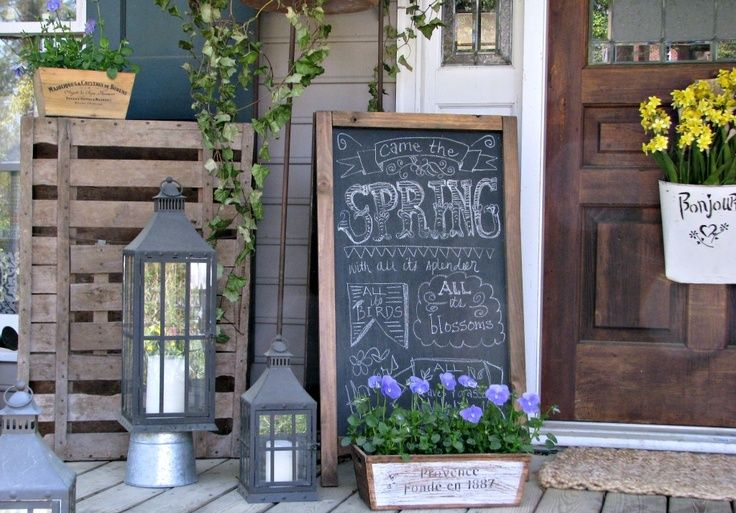 10 Tips for Bringing Spring to Your Front Por