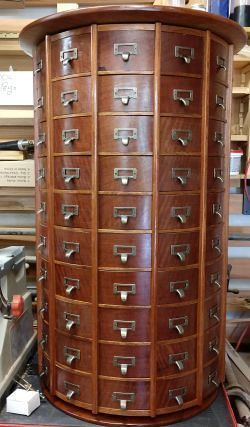 apothecary cabinet - FineWoodworki