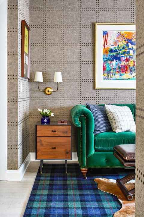 17 Wall Texture Design Ideas, From Fabric Walls to Textured Paint .