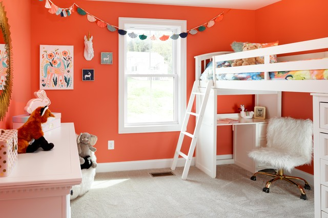 Kids' Room Colors and How They Can Affect Behavi