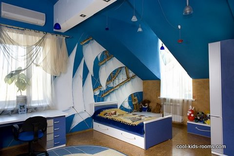 Color For Kids Rooms. Should they choose their own colors? - The .