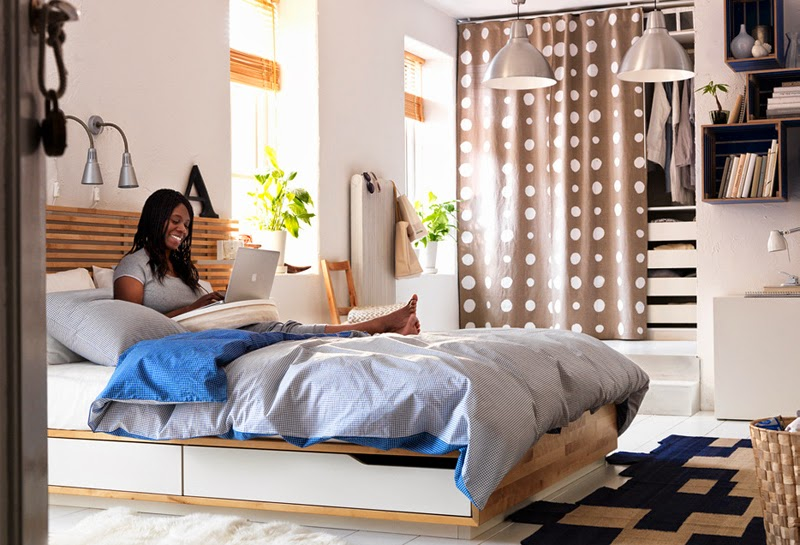 45 Ikea Bedrooms That Turn This Into Your Favorite Room Of The Hou