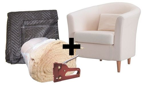 How To Turn IKEA's Tullsta Chair Into a Designer Piece .