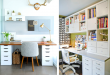 21 Awe-Inspiring Ikea Desk Hacks that are Affordable and Ea