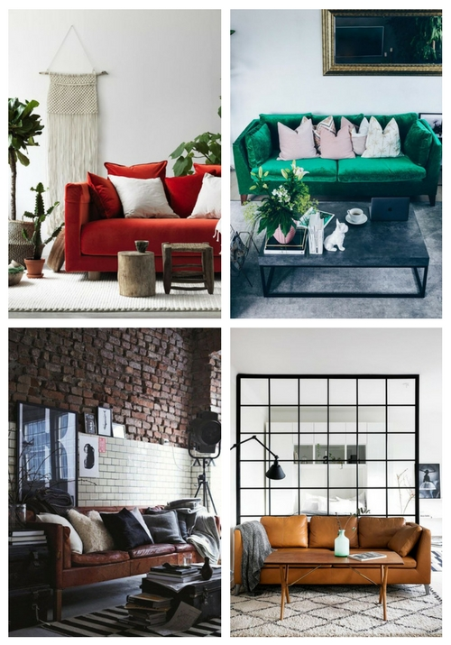 21 Ways To Incorporate IKEA Stockholm Sofa Into Your Space .