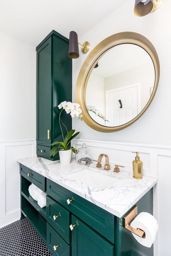 25 Subtle Ways To Include Gold Into Home Decor - DigsDi