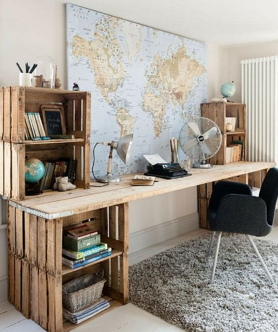 43 Cool Travel-Themed Home Décor Ideas To Rock - DigsDi