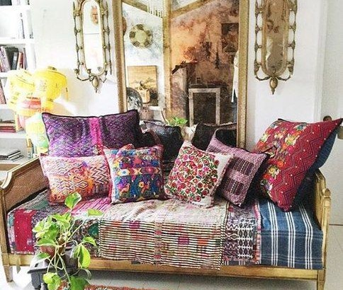 20 Indian Inspired Rooms You'll Fall In Love Wi
