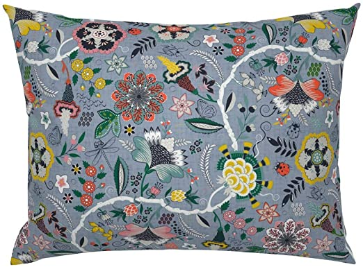 Amazon.com: Roostery Pillow Sham, Ornate Chintz Antique Look .