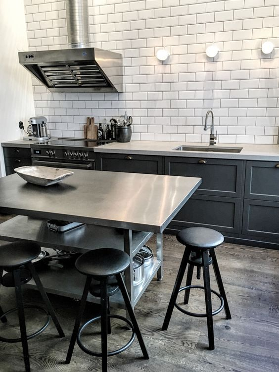 30+ Masculine Kitchen Ideas, Tips & Inspirations   Man of Many .