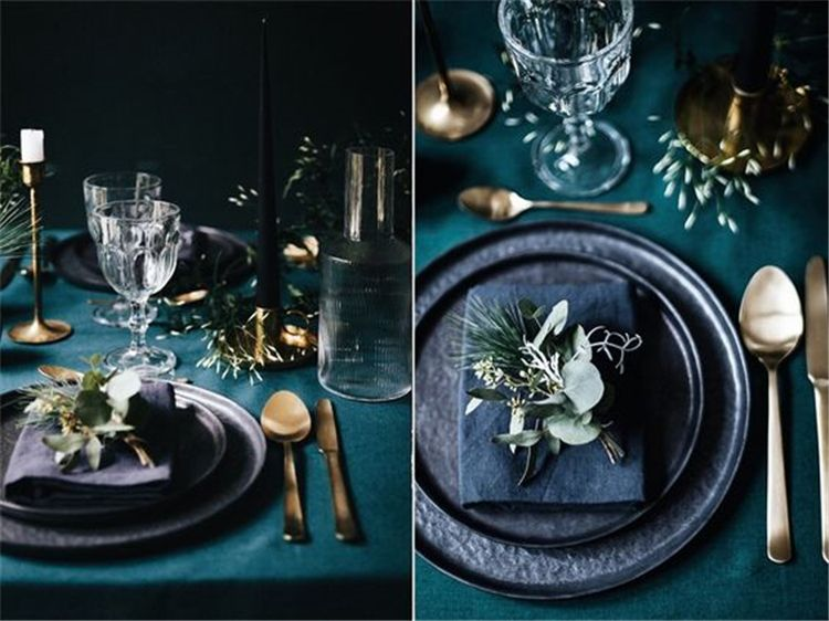 29 Moody Vintage Industrial Wedding Table Decoration Inspiration .