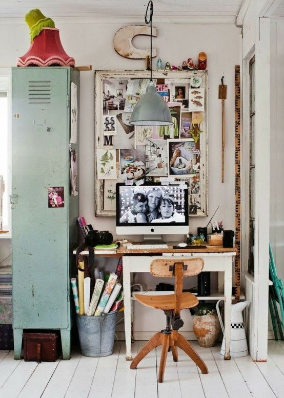 26 Industrial Home Offices That Blow Your Mind   Mobelkunst.com .