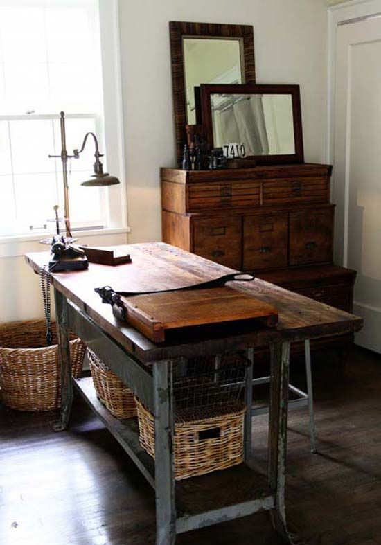 Get Inspired By This Board! http://vintageindustrialstyle.com .