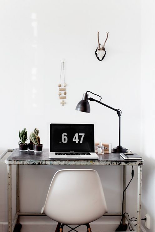 26 Industrial Home Offices That Blow Your Mind   Industriedesign .