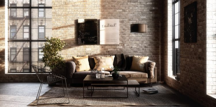 The Key Characteristics of an Industrial Living Ro