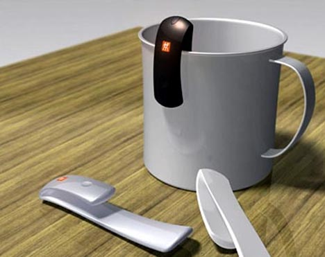 Hot Water to Go: Portable Battery-Powered Drink Heater | Designs .