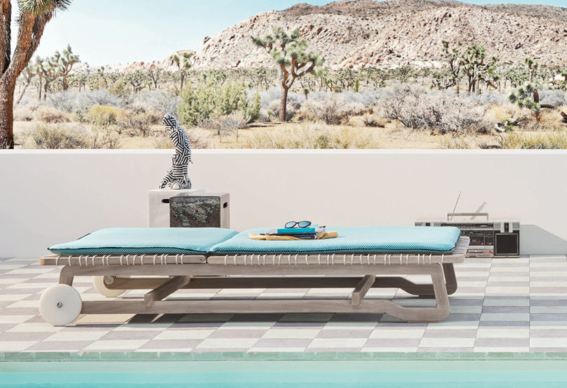 InOut Outdoor Collection by Paola Navone for Gervaso