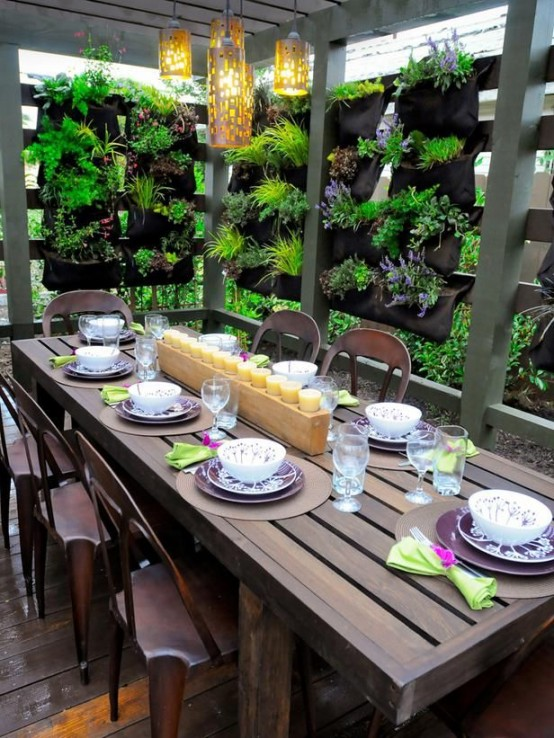 10 Best Outdoor Dining Spaces Ideas In Various Styles - decorhit.c