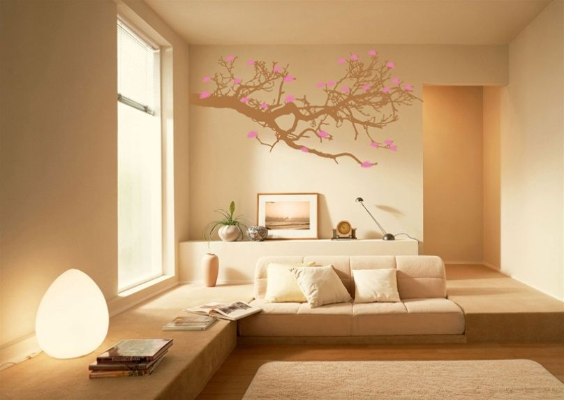 Japanese Living Room Decoration … | Japanese living rooms .