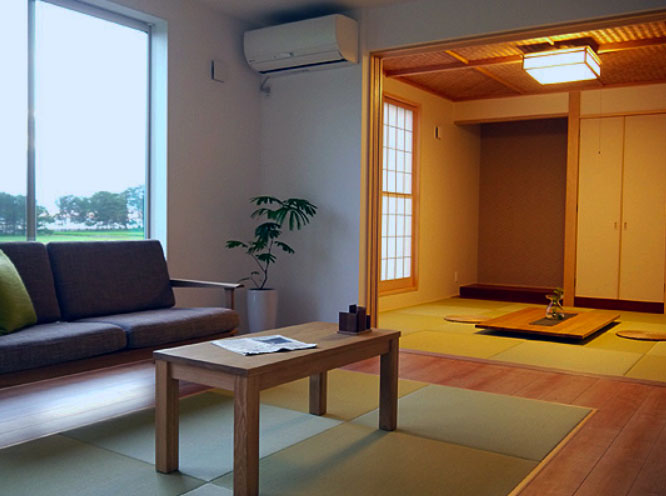 Japanese Traditional Living Room Style - My Lovely Ho