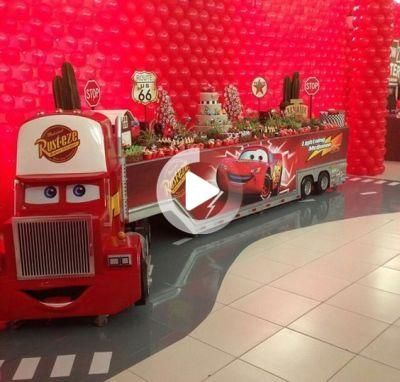 These 20 Disney Pixars Cars Party Ideas are fun, creative and .
