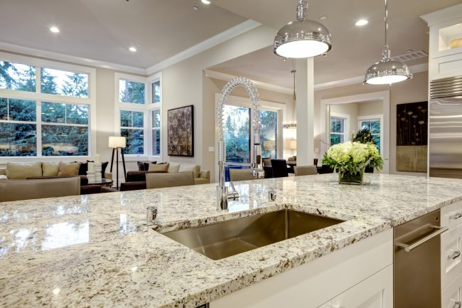 Counting On Your Countertop: The Top Kitchen Countertop Trends .
