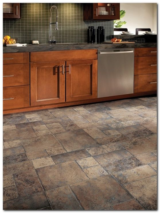Choose Simple Laminate Flooring in Kitchen and 50+ Ideas - The .