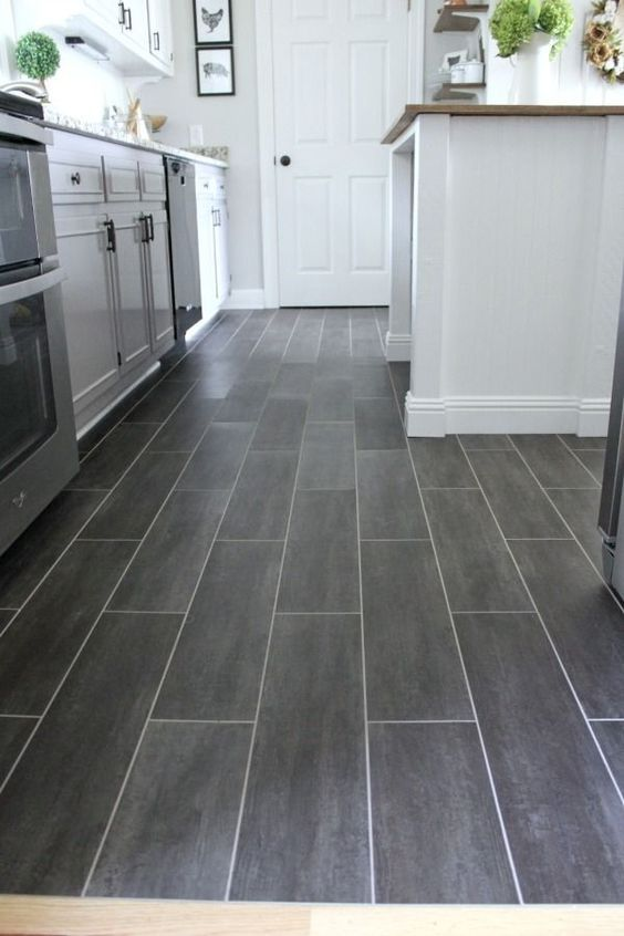 Kitchen flooring ideas, Best pictures, design and decor about tile .
