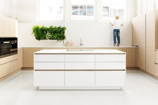 Kitzen Kitchen Systems To Keep Clutter Out Of Sight - DigsDi