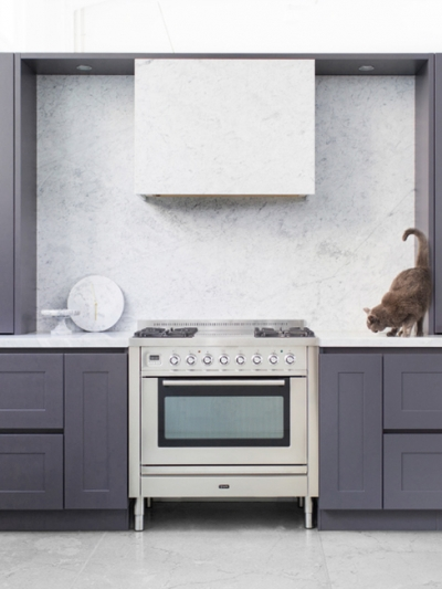 Kitchen of the Week: A State-of-the-Art Kitchen System from .