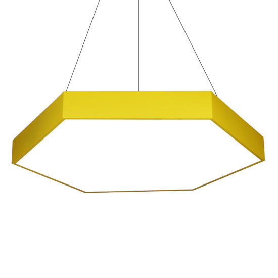 China Office LED Hanging Linear Light with Seamless Connection .