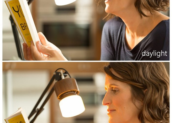 This Sunlight Lamp Mimics The Sun In Your Area - Simplemo
