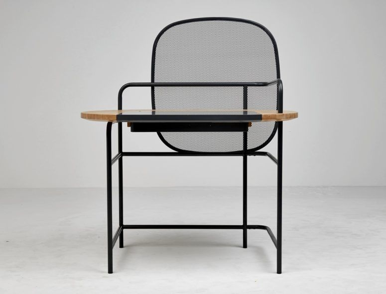 Lennart Desk With A Hidden Storage Space (With images)   Storage .