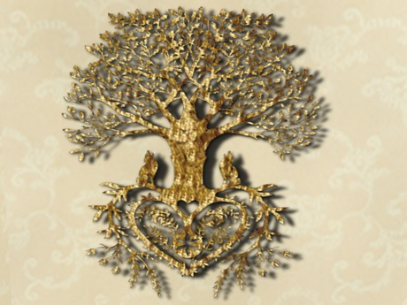 Second Life Marketplace - Tree-Of-Life-Heart DS * SALE! DOOR BUSTER!