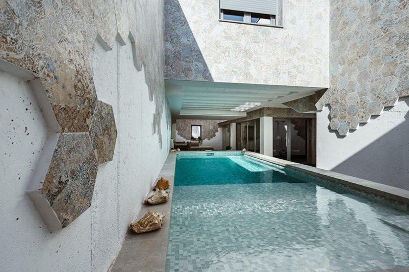 A Light-Filled House in Toledo, Spain Where Patios Have Nobili