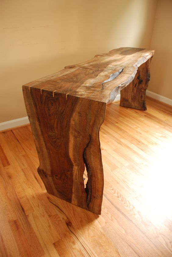 Dining Table Benches For Sale #homedecor in 2020 | Live edge wood .