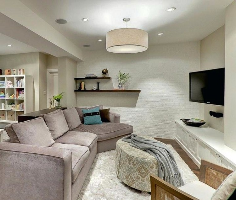10 Lighting Ideas for Living Room with Low Ceiling - Dream Hou
