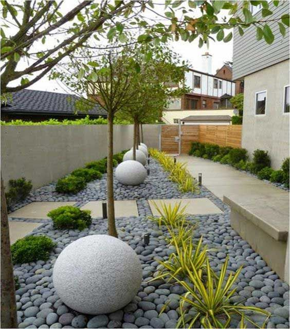 Garden is an important place making you relaxed, comfortable and .