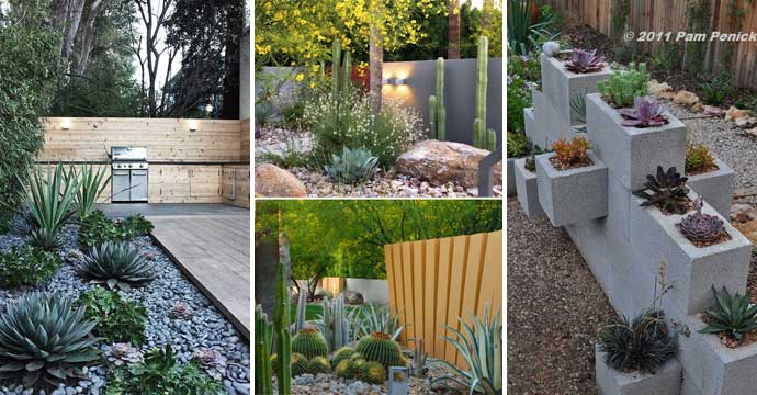 32 Stunning Low-Water Landscaping Ideas for Your Garden .