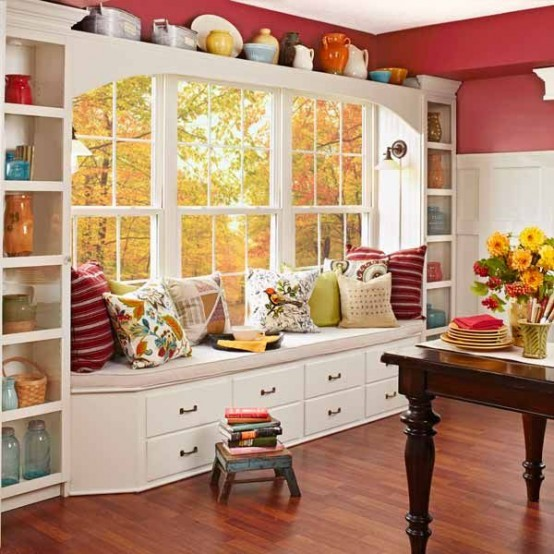 Marsala For Kitchens And Dining Room : 28 Design Ideas - DigsDi