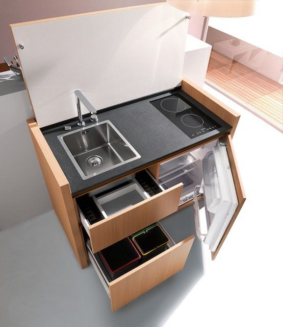 """30"""" Complete Compact Kitchen - $600 