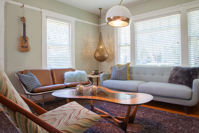 Vintage Bungalow: Mid-century modern living by Kimball Starr .