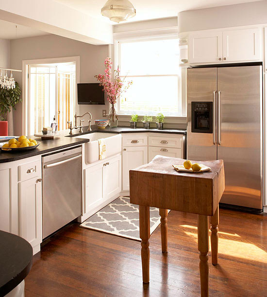 Colorful Kitchen Islands | Better Homes & Garde