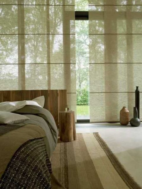 Minimalism And Versatility: 20 Japanese Panels Ideas For Your Home .