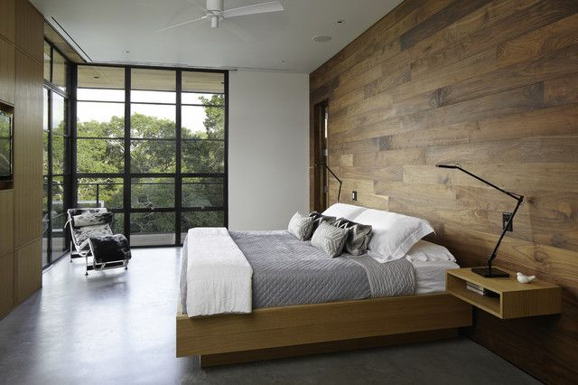 Excellent modern bedrooms Modern bedrooms hill country residence .