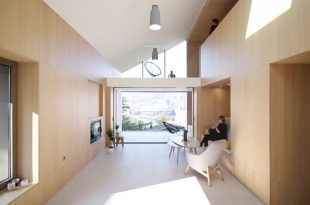 Minimalist Family Home With Wheelchair Access - DigsDi