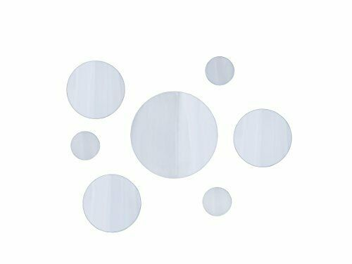 Round Elements Set 7 Mirror Mirrors Home Decor Glass Wall for sale .