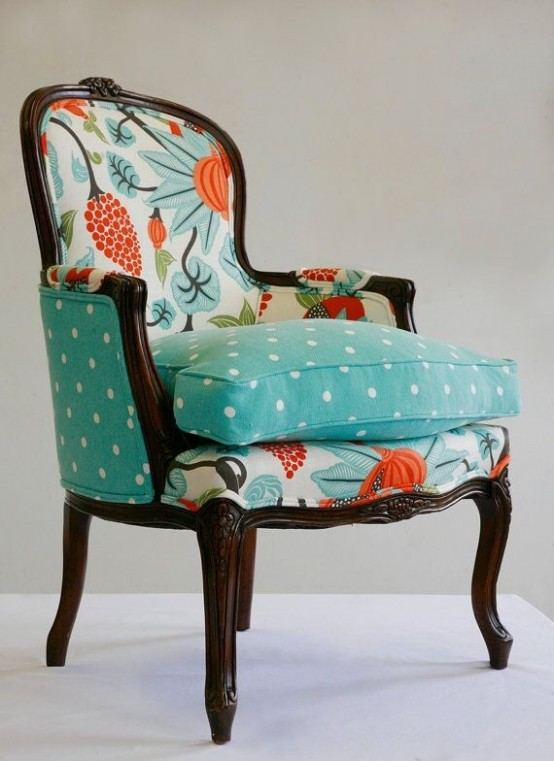 Enliven Your interior: 27 Mixed Upholstery Furniture Pieces - DigsDi